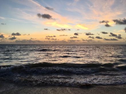 Sonnenaufgang - Mexiko Erfahrungen