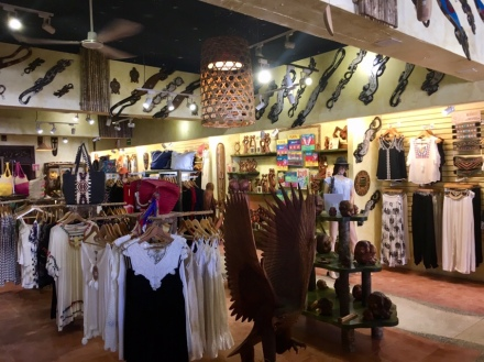 Fashion Shopping Mexiko Tulum