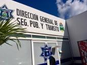 Zentrale Verkehrspolizei in Mexiko - Direccion General de Seguridad publica y transito