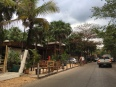 Mexiko Tulum Strandstraße