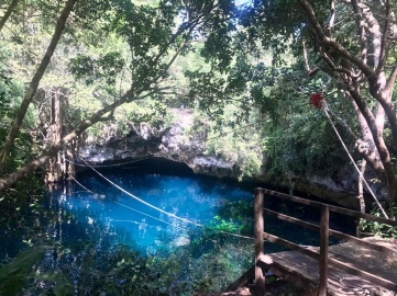 Cenote - Experience