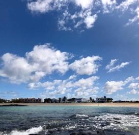 Kanarische Inseln Fuerteventura Praktikum