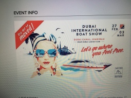 Dubai International Boatsshow