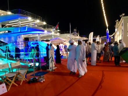 Bootsmesse Dubai Erfahrungen