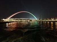 Dubai by Night / Bootstour Erfahrungen