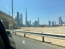 Emirates Taxi Tour Erfahrungen