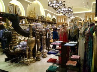 Dubai Souvenir Shopping
