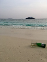 Sun Downer Drink Maldives