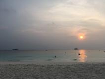 Sonnenuntergang Malediven Ales Consulting International