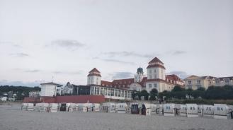 Strand Binz auf Rügen