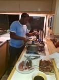 Typisch kochen - Seychellen Praktikum