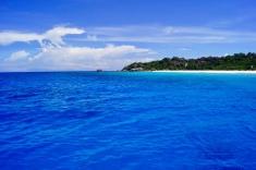 Seychellen Ausflug mit dem Boot - Praktikum
