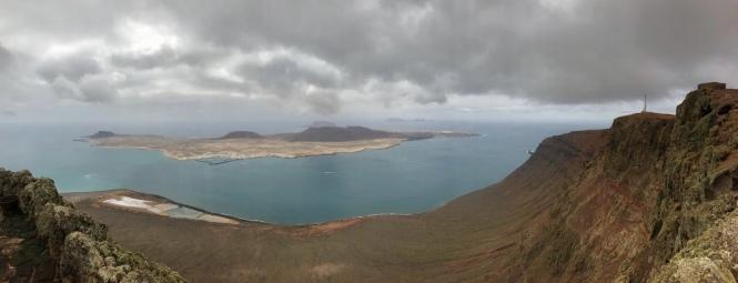 Mirador del Rio Auslandspraktikum Lanzarote