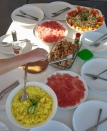 Typisch Essen Seychellen - Praktikum Koch