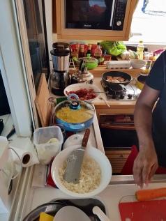 Seychellen kreolische Küche
