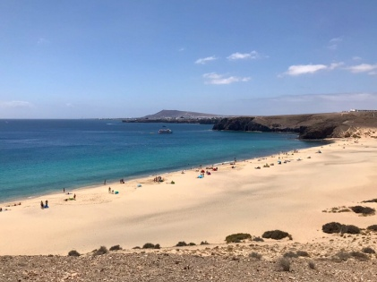 Playa Papagayo Lanzarote Praktikum Ales Consulting International