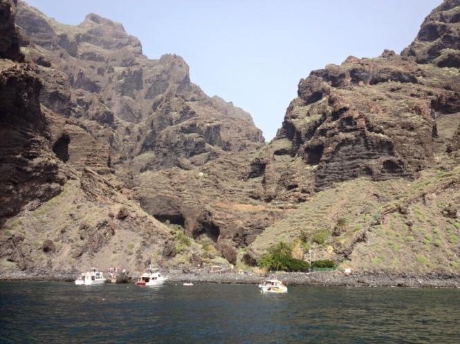 Auslandspraktikum Gran Canaria Bootstour
