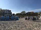Strandbar - Erfahrungen im Herbst auf Inseln Rügen