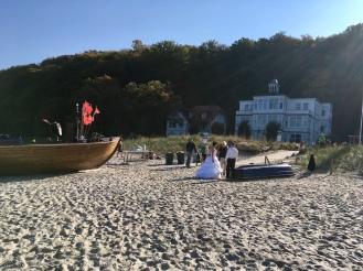 Sonniger Herbsttag an der Ostsee - perfekt zum heiraten - Erfahrungen Ales Incentives International