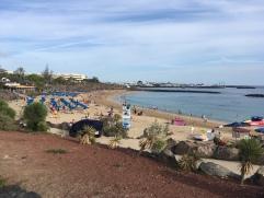 Bester Strand von Lanzarote - Playa Blanca