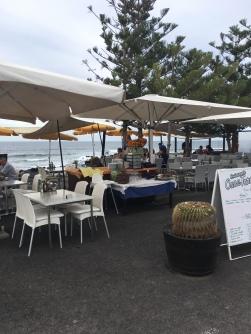 Fischerdorf El Golfo Lanzarote - frischen Fisch essen