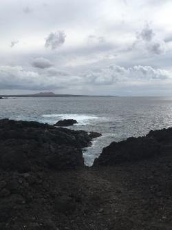 Los Hervideros Lanzarote