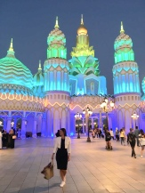 Dubai Global Village Experience Ales Consulting International