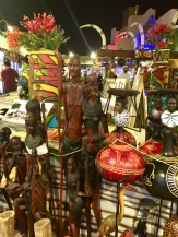 Global Village Dubai - Afrika