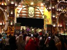 Afrikanische Bühnenshow - Global Village - African Experience