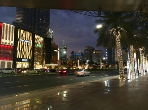 Dubai- Nacht Shopping