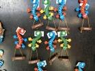 Typische Souvenirs von Lanzarote - Magneten