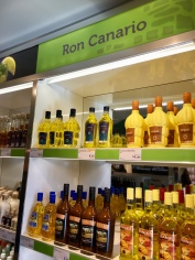 Kanarischen Rum im Handgepäck