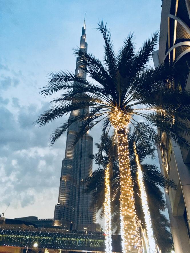 Vorweihnachtszeit in Dubai- Erfahrungen