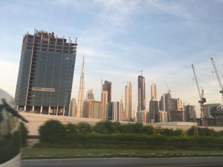 Dubai bereitet sich auf die Expo vor