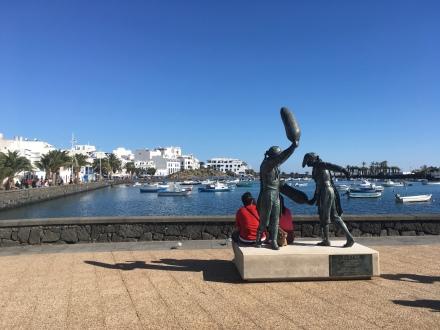 Historischer Hafen El Charco- Must Visit Lanzarote