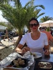 Typisch Tapas essen auf Lanzarote