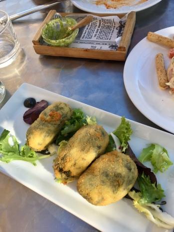 Tapas Essen in Lanzarote