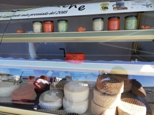 Quesos y mojos - Käse und Kanarische Soßen