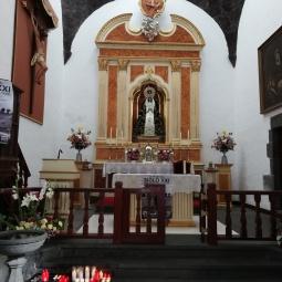 Schönste Kirche Lanzarotes - Tinajo