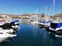 Puerto Rico Gran Canaria Hafen