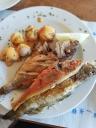 Gut frischen Fisch essen - Gran Canaria Puerto Rico