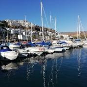 Puerto Rico Hafen Gran Canaria