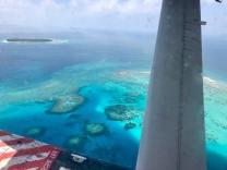 Einzigartige Erfahrung - mit dem Wasserflugzeug zum Hotel