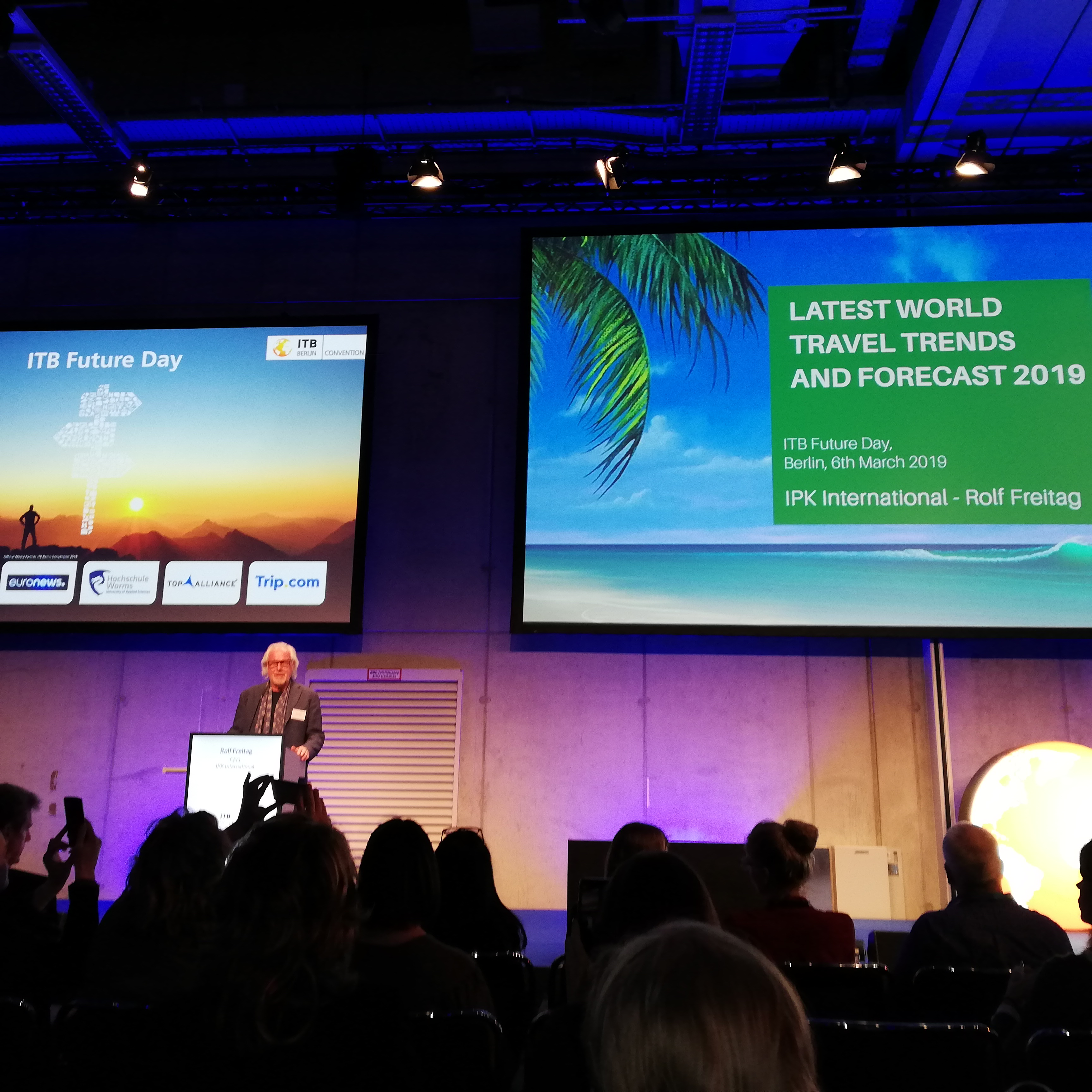 Aktuelle Welt Reisetrend Vorhersage für 2019