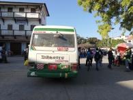 Öffentliches Verkehrsmittel auf Sansibar - Dalla Dalla