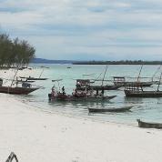 Dhow Exkursionen Kendwa Beach / Norden Sansibar