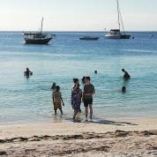 Kendwa Beach Zanzibar - Here meet international people!