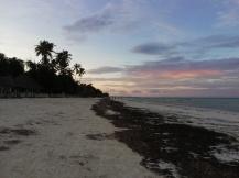 Regenzeit auf Sansibar startet