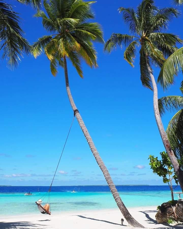 Ostergrüße von den Malediven